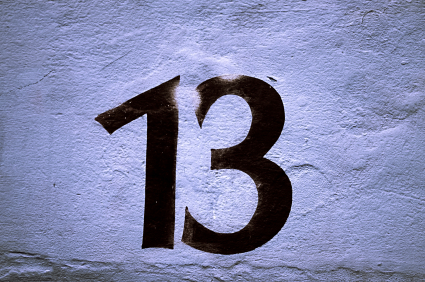 Number Day 13